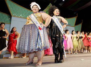 10 cuộc thi sắc đẹp kỳ lạ nhất thế giới