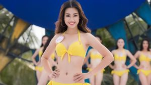 Cận cảnh nhan sắc từ đời thường đến sân khấu của tân Hoa hậu Việt Nam