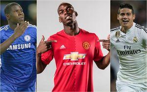 Bản tin chuyển nhượng ngày 29/8: Pogba suýt gia nhập Chelsea