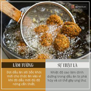 Những thói quen nấu nướng quá đỗi quen thuộc này đang có thể hủy hoại sức khỏe gia đình bạn