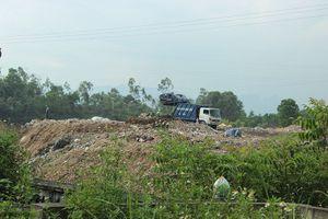 Công ty môi trường xả thải thẳng ra vịnh Hạ Long