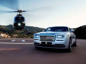 """Bộ đôi Rolls-Royce 2 cửa """"hàng thửa"""" độc nhất Thế giới"""