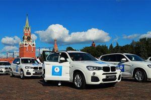 Tổng thống Putin trao tặng xe BMW X Series cho VĐV Olympic
