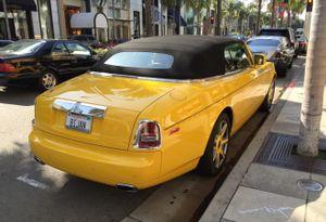 Siêu sang Rolls-Royce biển 'độc'