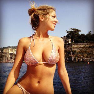 Melissa Castagnoli: Thiên thần của sao bóng đá Ý