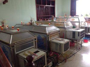 Hình ảnh tang thương vụ 4 bà cháu bị thảm sát ở Quảng Ninh