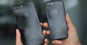 """iPhone 7, Samsung Note 7 và cuộc đua theo mốt """"đen bóng"""""""
