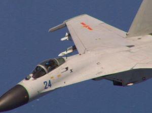 Trung Quốc điều 40 máy bay đến Thái Bình Dương diễn tập