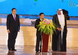 Chính thức khai mạc Đại hội thể thao bãi biển Châu Á lần thứ 5 năm 2016