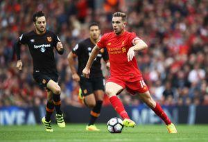 Chùm ảnh: Hủy diệt Hull, Liverpool chen chân vào top 4 Premier League