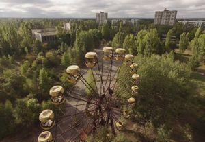 Khung cảnh hoang tàn của những địa danh bị bỏ hoang trên thế giới