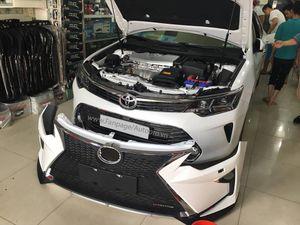 Toyota Camry 'độ' dàn đầu của Lexus, đèn pha Audi, tổng chi phí 35 triệu Đồng