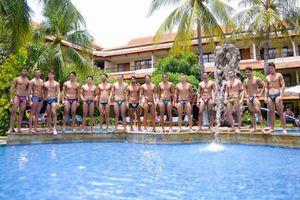 Siêu mẫu Ngọc Tình lọt top 15 trình diễn đồ bơi tại Nam vương Đại sứ Hoàn cầu