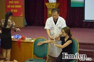 Bác sĩ Bạch Mai chỉ cách sơ cứu khi bị cứa đứt mạch máu