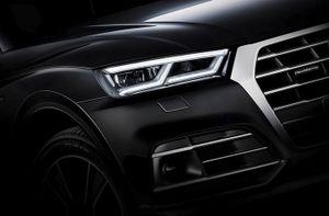 """Paris đang chờ đón Audi Q5 thế hệ mới """"chào đời"""""""