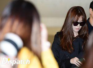 'Mỹ nhân có nụ cười đẹp nhất Hàn Quốc' Han Hyo Joo tiều tụy, lộ mặt sưng bóng tại sân bay