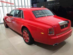 Rolls-Royce chuyển xong 30 chiếc Phantom 'hàng thửa' cho tỷ phú Hồng Kông
