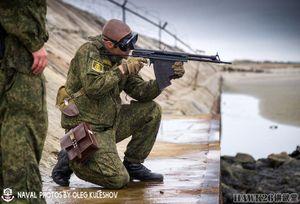 Loạt vũ khí đặc biệt của đội người nhái Nga