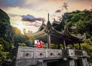 Thêm ảnh cưới đẹp như tranh vẽ của DJ Wang - Thanh Nhân