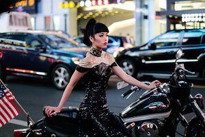 Hậu trường buổi chụp hình hoành tráng của Jessica Minh Anh
