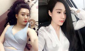 Dao kéo hỏng, hotgirl Quảng Ninh hối hận vì mặt bị đơ cứng