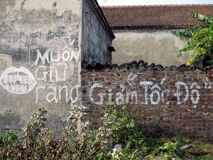 Những biển cảnh báo thâm thúy nhất Việt Nam