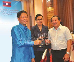 Hợp tác phát triển ngành Công Thương VN - Lào: Thống nhất mục tiêu, hợp tác bền vững