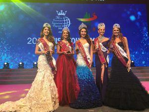 Người đẹp Mông Cổ đăng quang Miss Tourism Queen International 2016