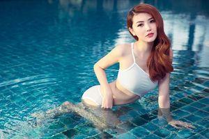 Giải đồng Siêu mẫu gây choáng ngợp với bikini gợi cảm