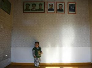 Ảnh hiếm về cuộc sống khó khăn của người dân Triều Tiên