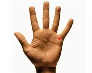 Đoán vận trọn đời qua hình ngôi sao trong lòng bàn tay