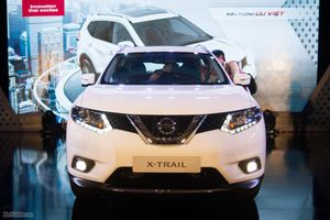 Chi tiết Nissan X-Trail hoàn toàn mới, ba phiên bản, động cơ 2.5 hoặc 2.0, nhiều công nghệ nổi bật