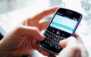 BlackBerry dừng sản xuất smartphone
