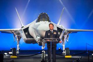 Chiến đấu cơ F-35A đầu tiên gia nhập Không quân Nhật Bản