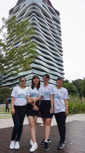 SCG tặng chuyến tham quan Thái Lan cho 4 nhà vô địch Today's Voice
