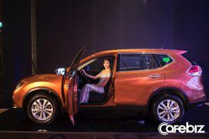 Nissan trình làng mẫu Crossover X-Trail thế hệ mới giá gần 1 tỷ đồng