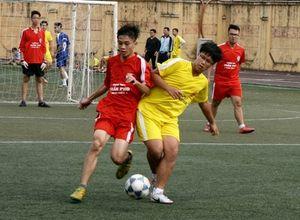 Danh sách 62 đội bóng dự Giải bóng đá học sinh THPT Hà Nội báo ANTĐ 2016