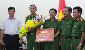 Công an Đà Nẵng bắt một 'siêu trộm' các khách du lịch