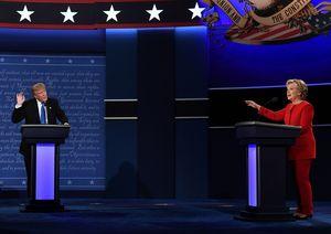 Bà Clinton thắng thế ông Trump