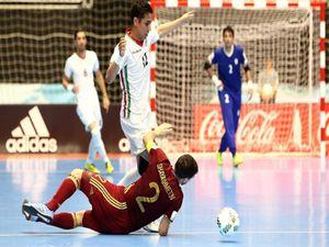 Futsal World Cup: Nga vào chung kết