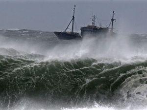 Tin mới bão Megi: Bão mạnh cấp 12, trực tiếp càn quét Trung Quốc