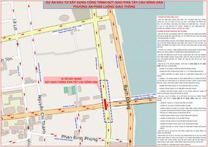 Đóng đường phía Tây cầu sông Hàn sau ABG5, lưu thông thế nào?