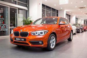 """Hatchback BMW 1-Series 118i """"chốt giá"""" 1,3 tỷ tại VN"""