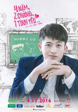 Phim ngôn tình '4 năm, 2 chàng, 1 tình yêu' tung teaser