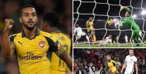 Khi Pháo thông nòng, đừng đùa với Arsenal!