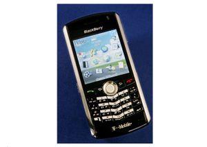 Hình ảnh smartphone BlackBerry qua những năm tháng