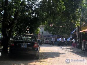 Thanh Hóa: Hàng loạt xe công đi đám tang trong giờ hành chính