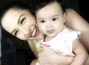 'Mỹ nhân đẹp nhất Philippines' khi làm vợ, làm mẹ