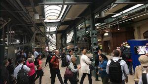 Mỹ: Tàu đâm vào nhà ga, hơn 100 người thương vong