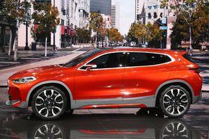 BMW X2 - Xe SUV lai coupe hạng sang hoàn toàn mới